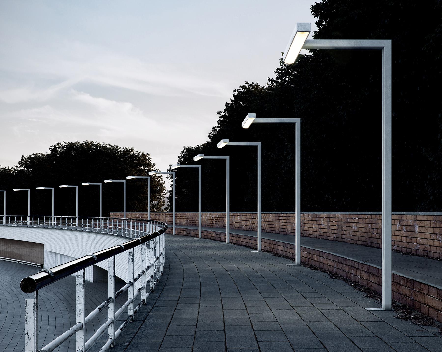 Santa&Cole industrial design exterior render